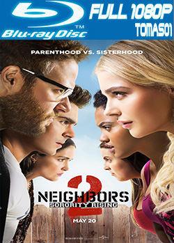 Buenos vecinos 2 (2016) BRRip Full HD 1080p / BDRip 1080p DTS