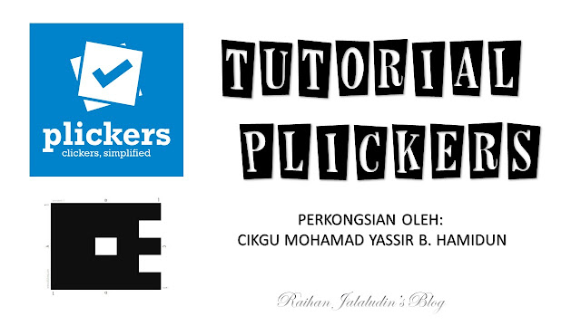Tutorial Step by Step Aplikasi PLICKERS