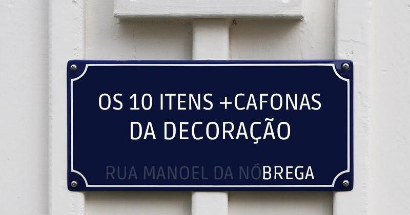 Conhea os 10 itens mais cafonas na decorao da casa