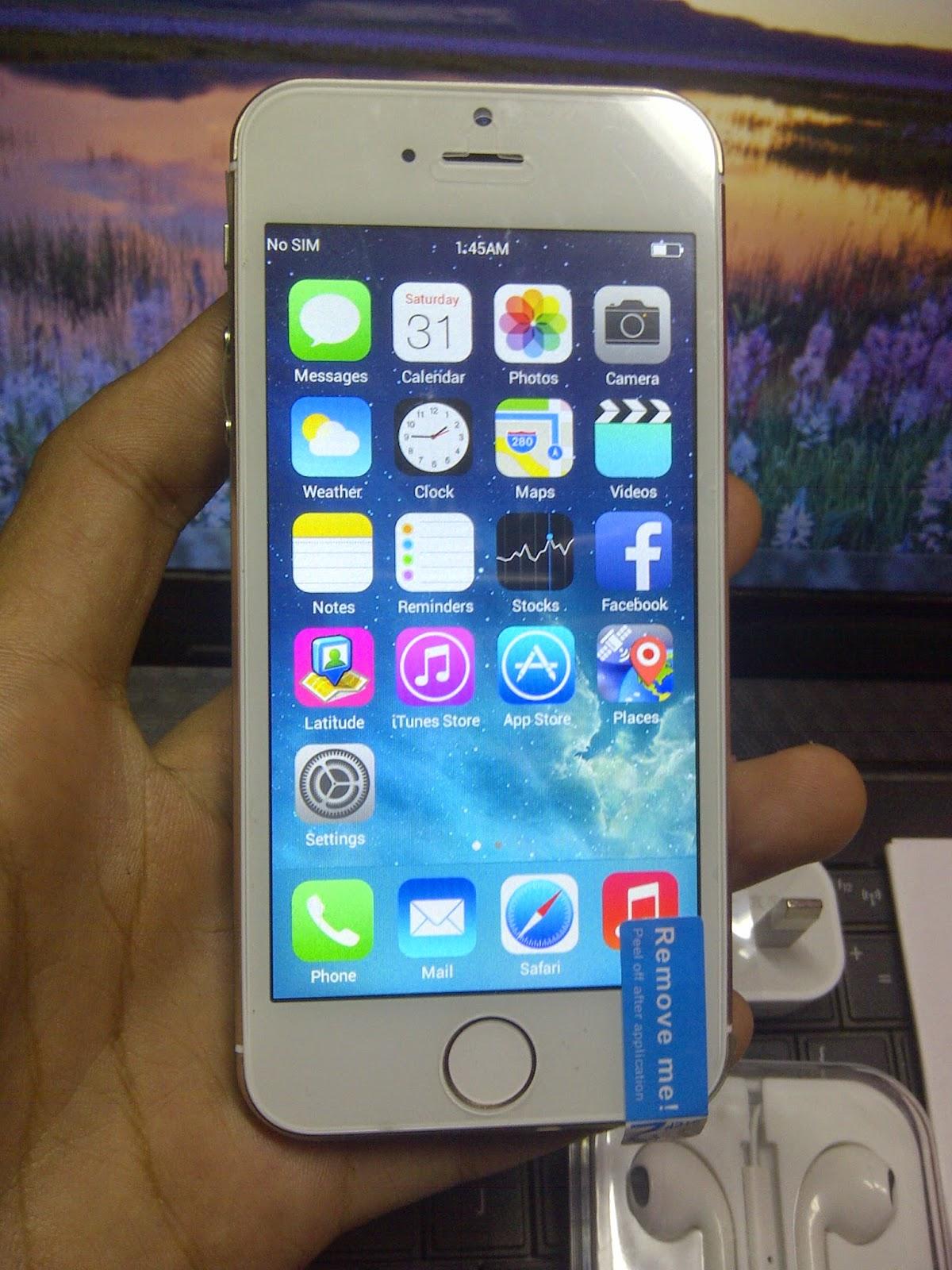 Supercopy Iphone 5s
