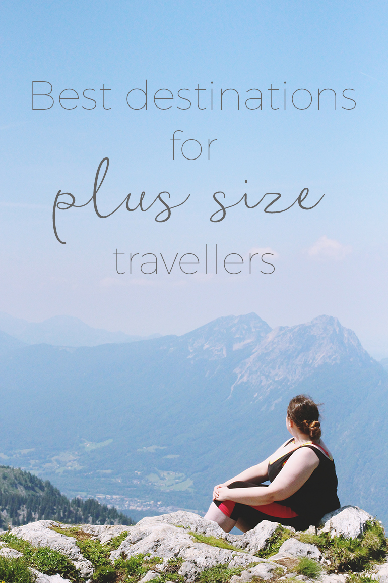 Best holiday vacation destinations for plus size travellers