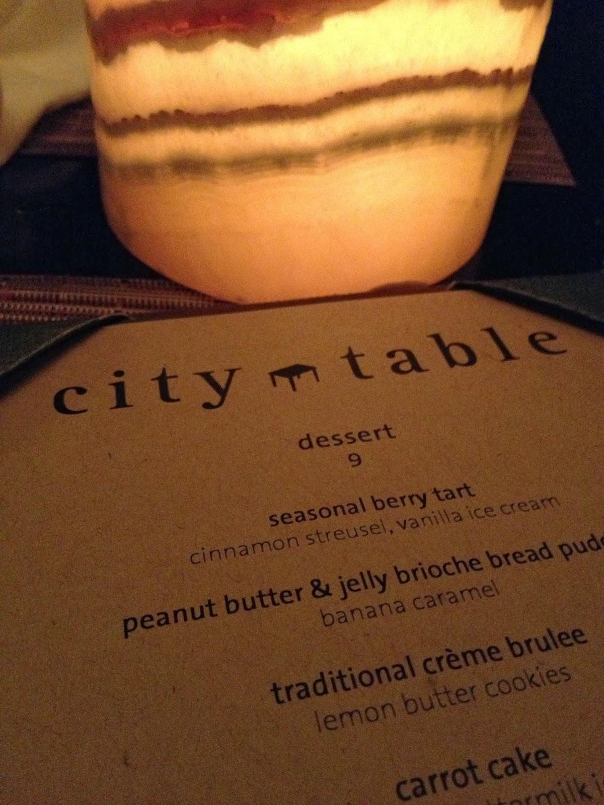 city table boston