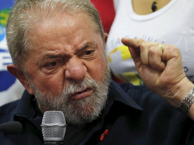 O vídeo que Lula quer apagar da internet