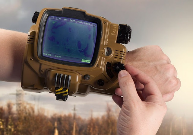 Pip-Boy is a fact: the intelligent clock of Fallout can already be yours for 350 dollars