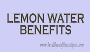Why You Should Drink Warm Lemon Water