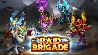 تحميل لعبة القتال والاكشن Raid Brigade v0.30 مهكرة مجانا