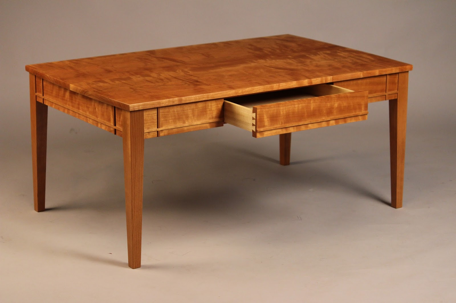 Doucette and Wolfe Fine Furniture Makers: Coffee Table