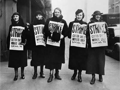 Women in the Labor Movement         ~          Self-Rescuing Princess Society
