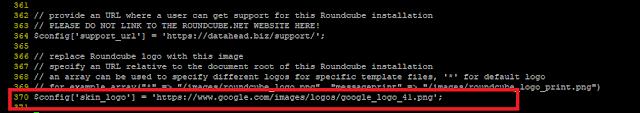 Roundcube Login Form Branding Code