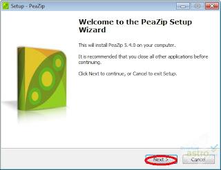 PeaZip 6.3.1
