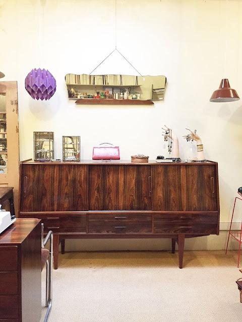 aparador, vintage, nórdico, loja vintage, móveis vintage, design nórdico