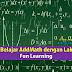 Cara Belajar AddMath dengan Lakaran