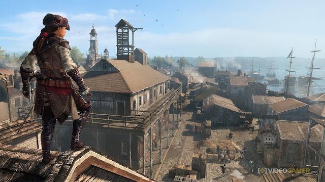 Assassins Creed Liberation HD PC Full Version Free Gameplay