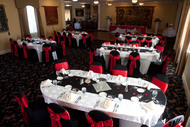 Ideas For Wedding: Wedding Red Decoration Ideas