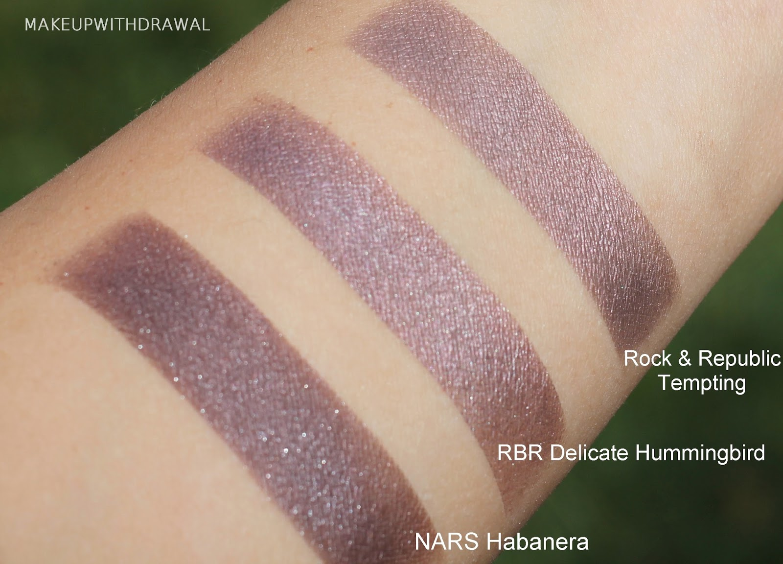 Long-Lasting Eye Shadow by rouge bunny rouge #9