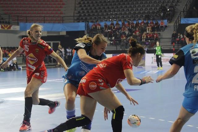 Handball CL: ZRK Vardar zerlegt Leipzig