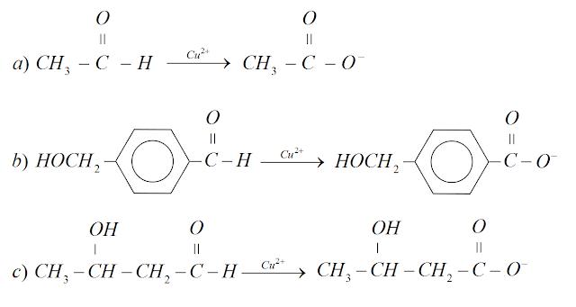oxidacao-aldeido-reagente-benedict
