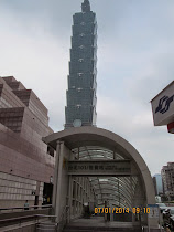 Taipei 101-- Formerly the world's tallest building, Taipei, Taiwan