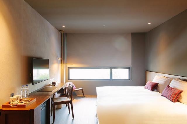 逸寬文旅大安館 Home Hotel Da-An-雙人房
