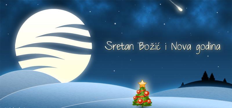 božićne i novogodišnje čestitke slike Božićne slike: Sretan Božić i Nova godina božićne i novogodišnje čestitke slike