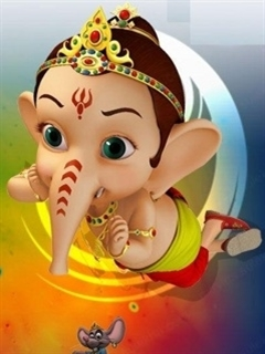 Www Hindu God Wallpaper Com Cute Ganeshji God Bal Ganesh Most Cute Images God Wallpaper