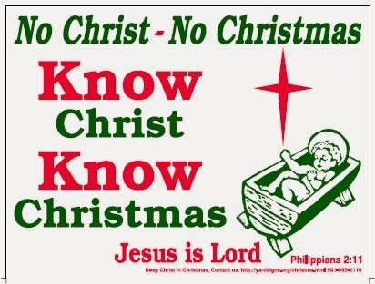 Jesus Is The Reason For The Season Craft