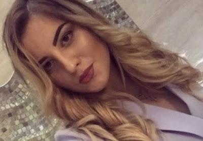 Дочь «министра внутренних дел ЛНР» Игоря Корнета Марина