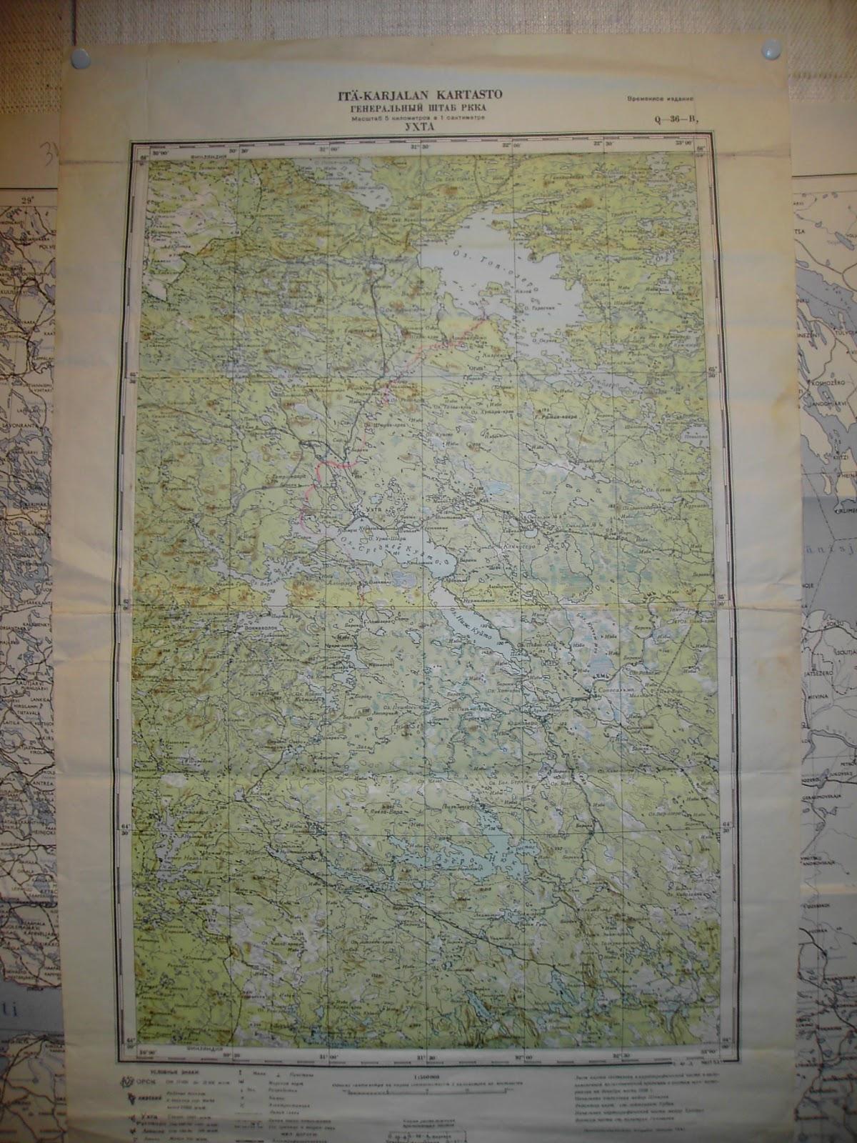 Sotiemme Kartat Helmikuuta 2013