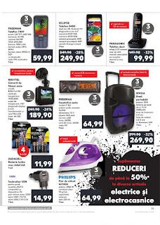 Kaufland 14 - 20 noiembrie 2018 Black Week Sales telefoane mobile