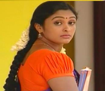Malayalam TV Serial Actress Hot