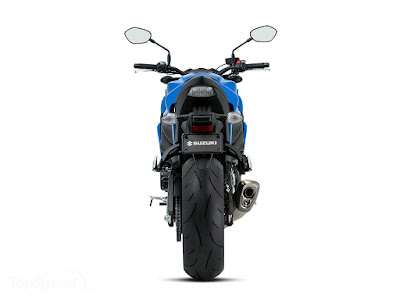 2016 Suzuki GSX-S1000 Rear lookt HD Images