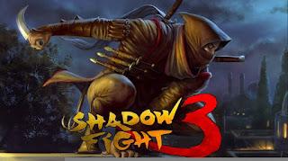 تحميل لعبة shadow fight 3 للاندرويد مجانا