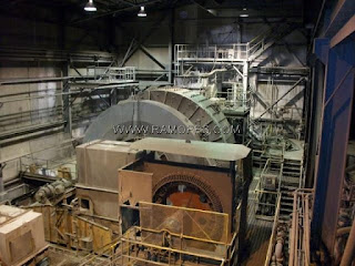 22ft x 7ft Hardinge SAG Mill