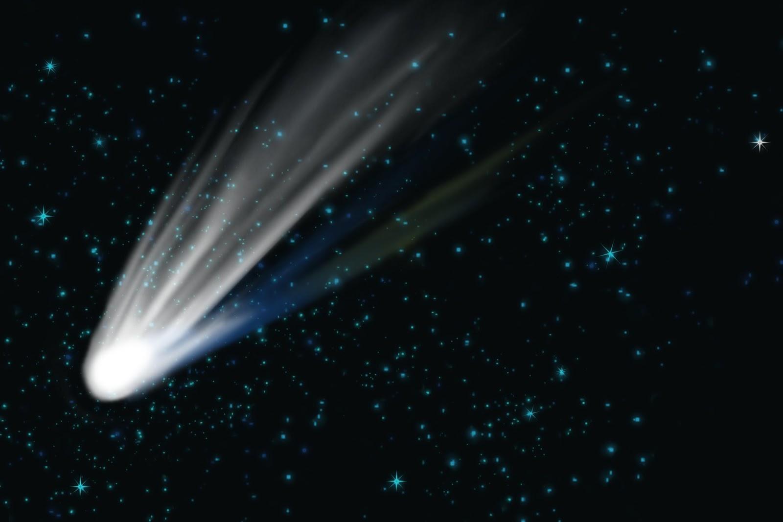 Elhoim Leafar: Los Cometas En La Astrología Y La Magia