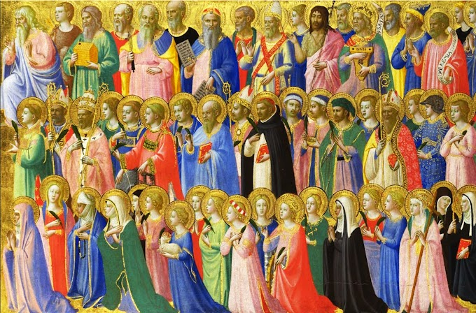 Which Saint Are You? Personality Test