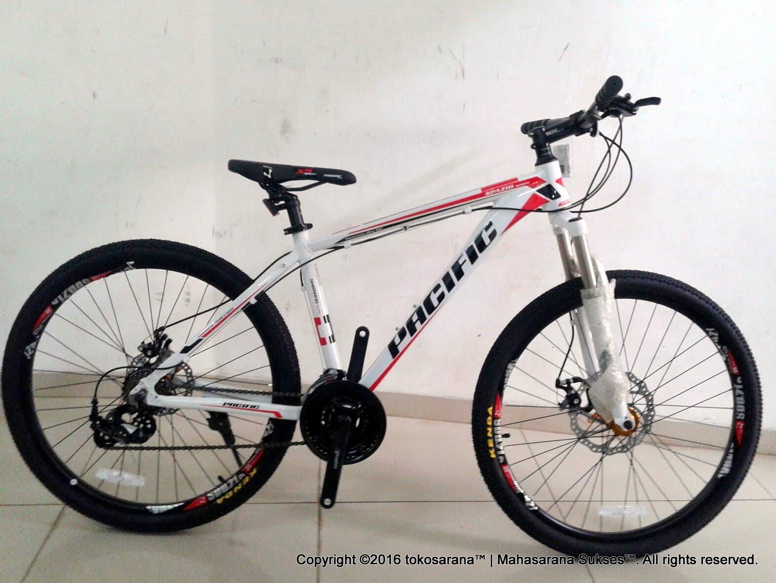 Sepeda Gunung Pacific Spazio 1.0 Aloi 21 Speed 26 Inci