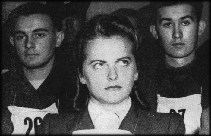 Blog Mortalha: Maria Mandel: A Besta de Auschwitz