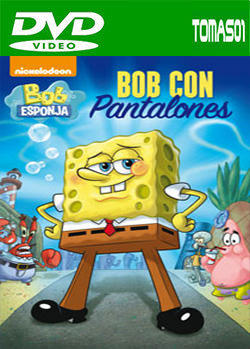 Bob Esponja: Pantalones Largos (2016) DVDRip