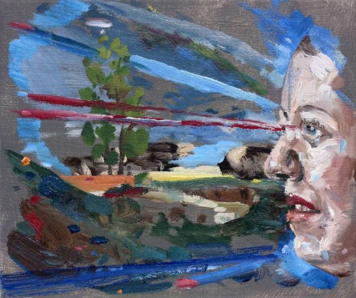 Шведский художник. Thomas Edetun