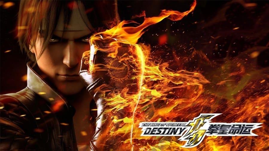 Série The King of Fighters - Destiny - Legendada para download via torrent