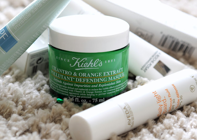 Kiehls-Cilantro-Orange-Extract-Pollutant-Defending-Masque-Review