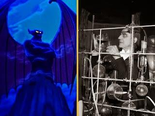 Bela Lugosi, jadi Inspirasi Karakter Chernabog