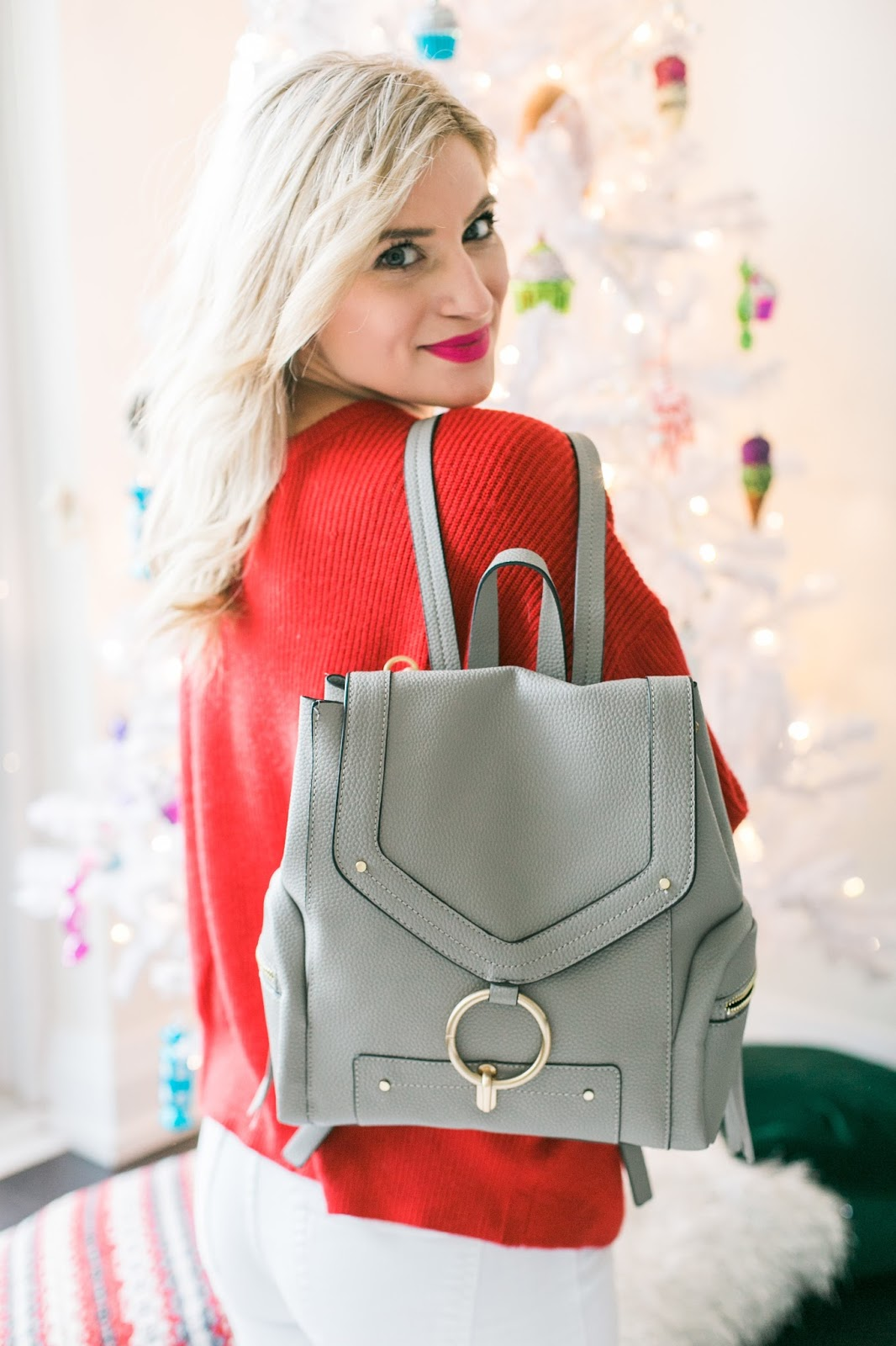 Bijuleni - Holiday Gift Guide For Her With Holt Renfrew Centre - The Perfect backpack for carrying your camera in