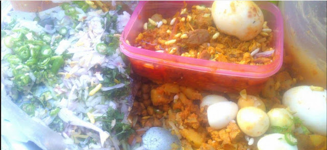 Feeding-bhojanabilas-Only-20-taka-delicious-Koel-birds-egg-yolk-turnover