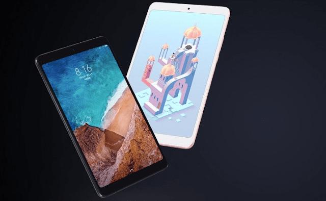Resmi di Rilis Tablet Xiaomi Mi Pad 4 Harga Rp 2 jutaan