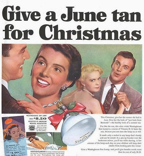 20 Bad Vintage Christmas Ads Vintage Everyday