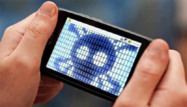 Προσοχή σε μηνύματα τύπου Έχετε 4 ιούς στο κινητό σας!