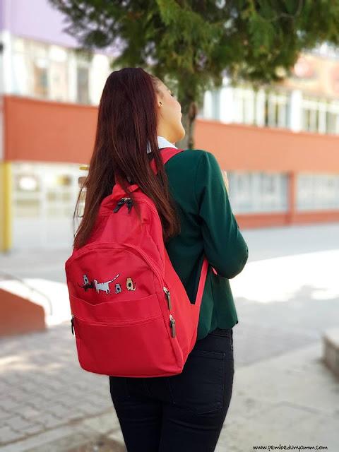 trend sırt çantası modelleri
