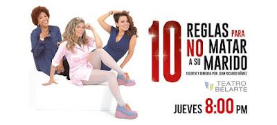 10 REGLAS PARA NO MATAR A SU MARIDO 1