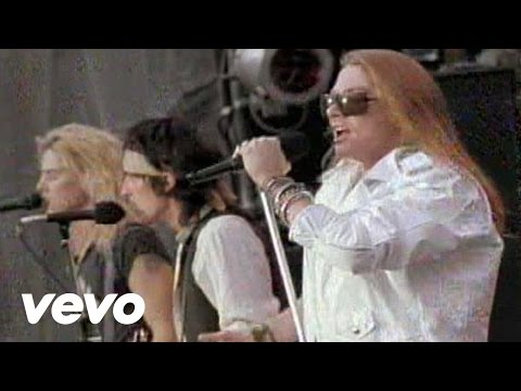 Guns N' Roses Hits 1988 Paradise City